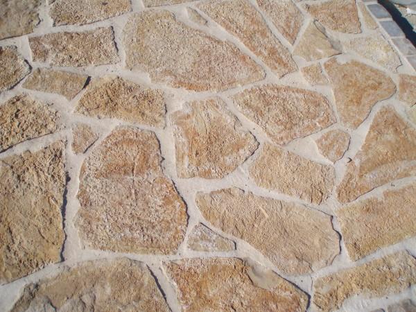 Opus incertum calcaire de l'Yonne
