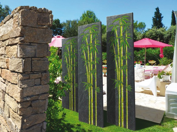 Granier Design decorative slate slabs