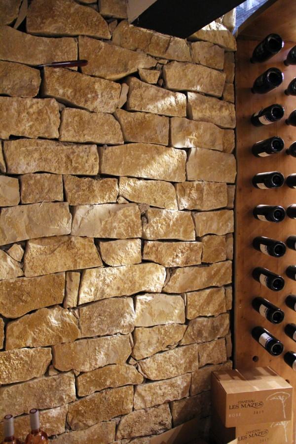 Pierre à bâtir calcaire de l'Yonne