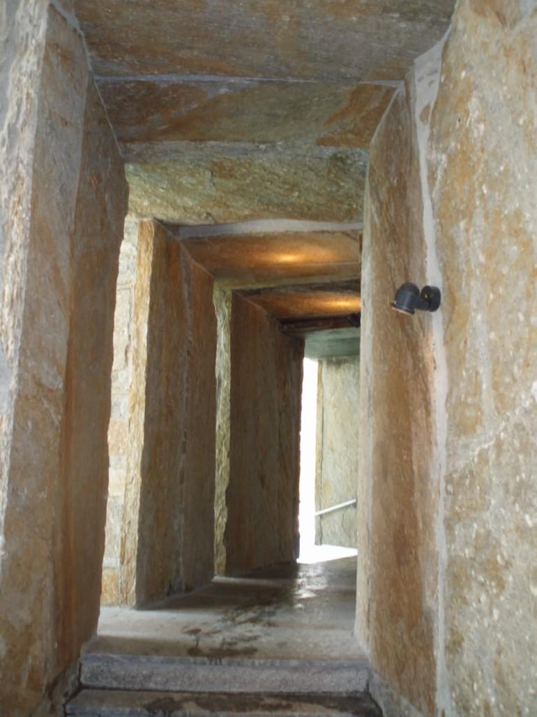Blocs en gneiss du Caroux