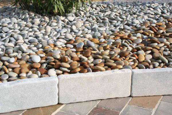bordures bandes multi calcaire du causse