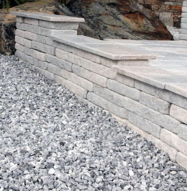 bandes calcaire du causse multi murets