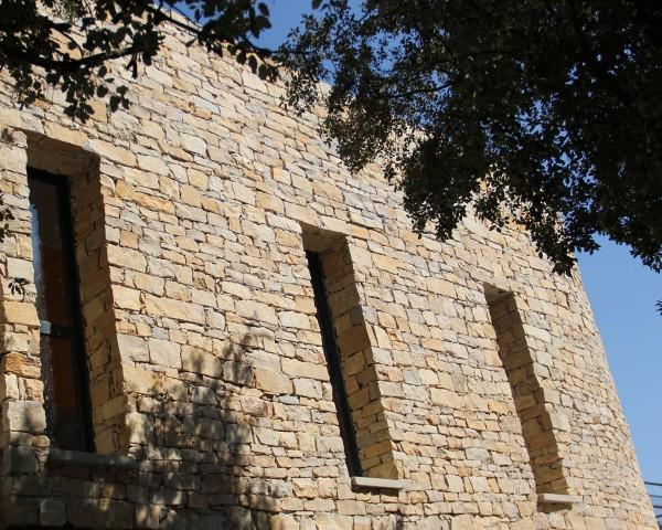 Murs en Calcaire du Lot Barrettes Eclatées