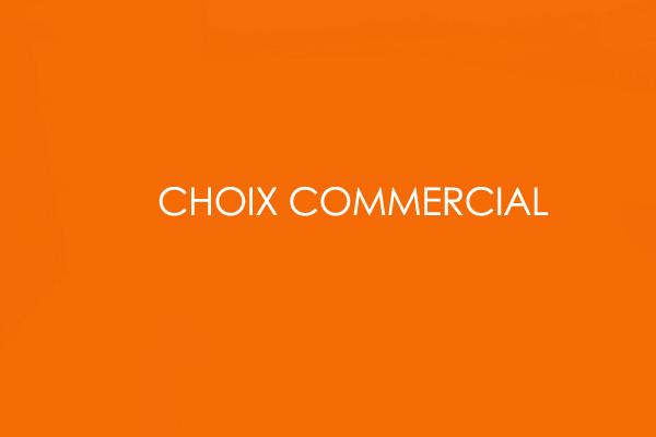 Choix Commercial