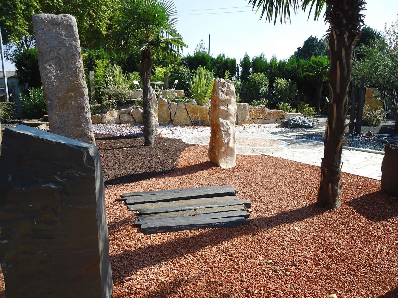 Emejing Allee De Jardin En Pouzzolane Contemporary - House Design ...